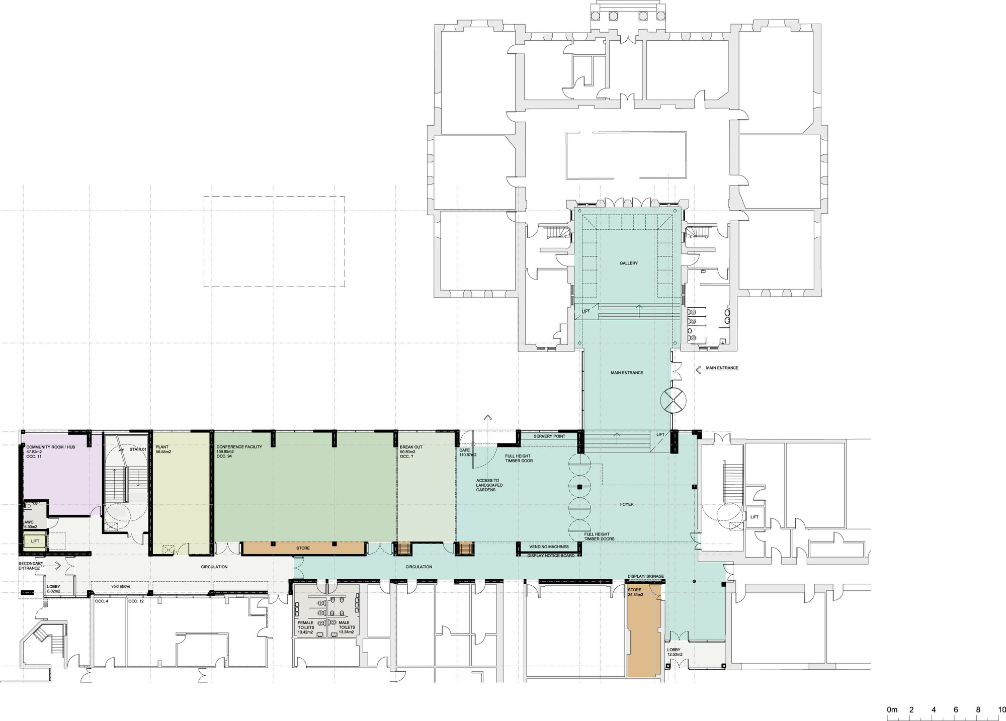 Gallery Of Moray College Jmarchitects 10