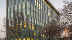 Edificio Costanera Cosas / Alemparte -Morelli & Asociados Arquitectos