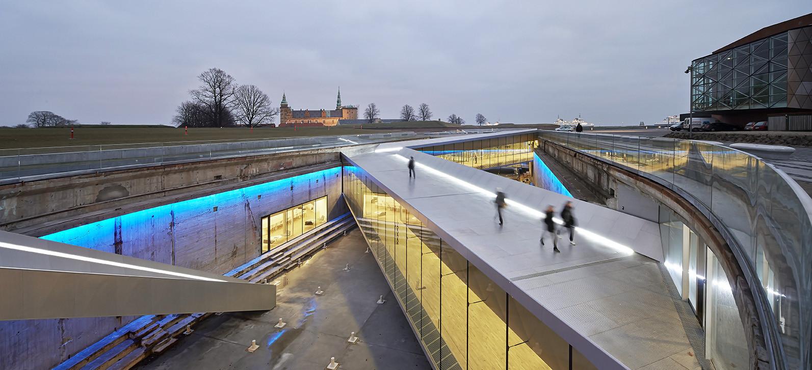 3 bryster Maritime Museum København