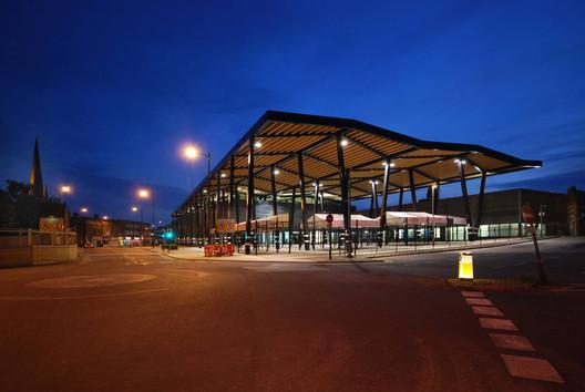 Wakefield Market Hall / Adjaye Associates