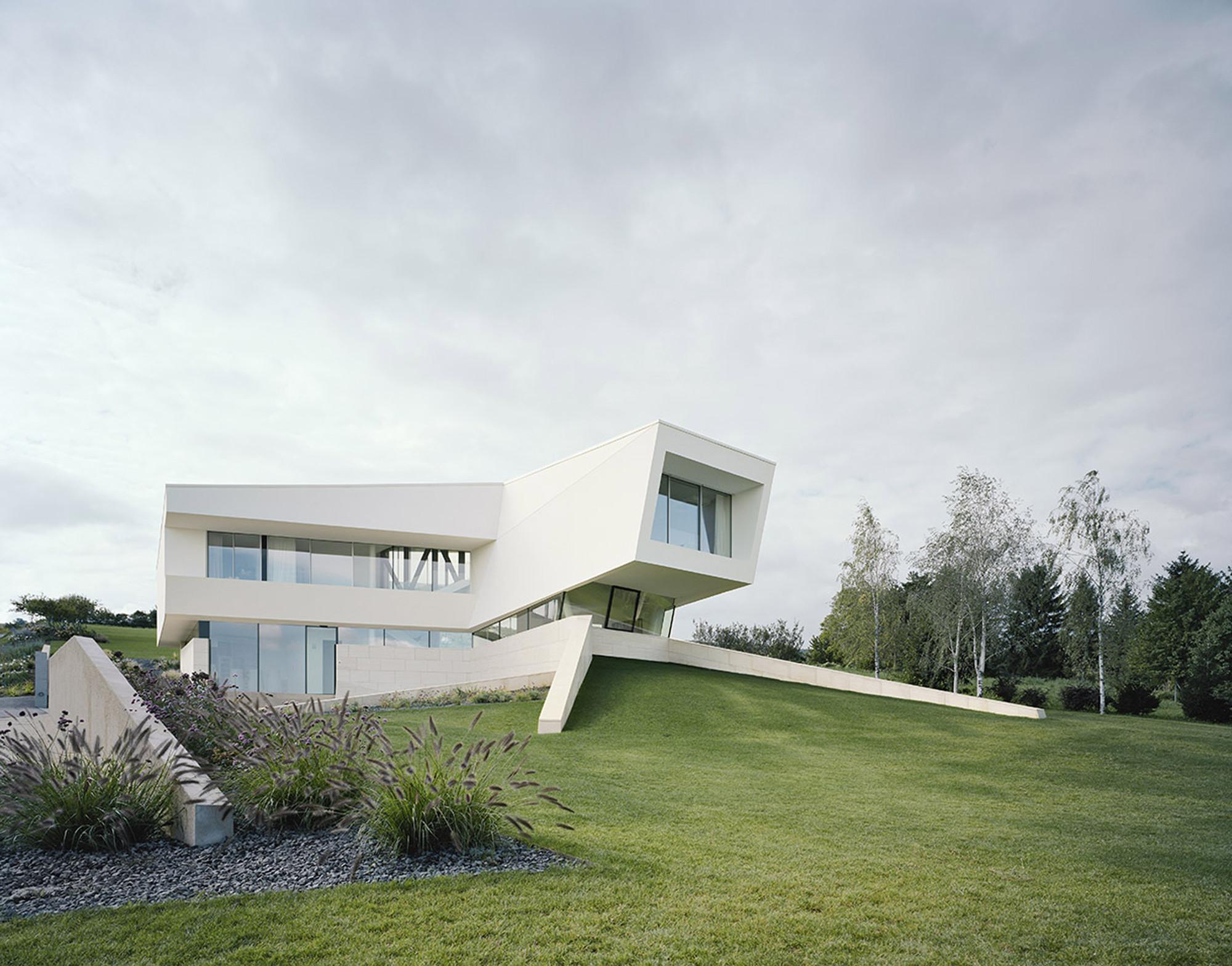 Freundorf Villa  / Project A01, © Brigida Gonzalez