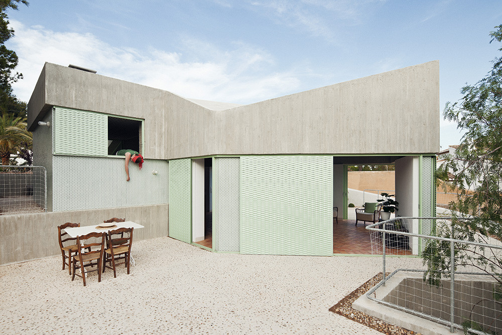 Baladrar House / Langarita Navarro Arquitectos, © Luis Diaz Diaz