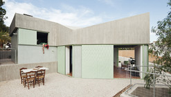 Baladrar House / Langarita Navarro Arquitectos