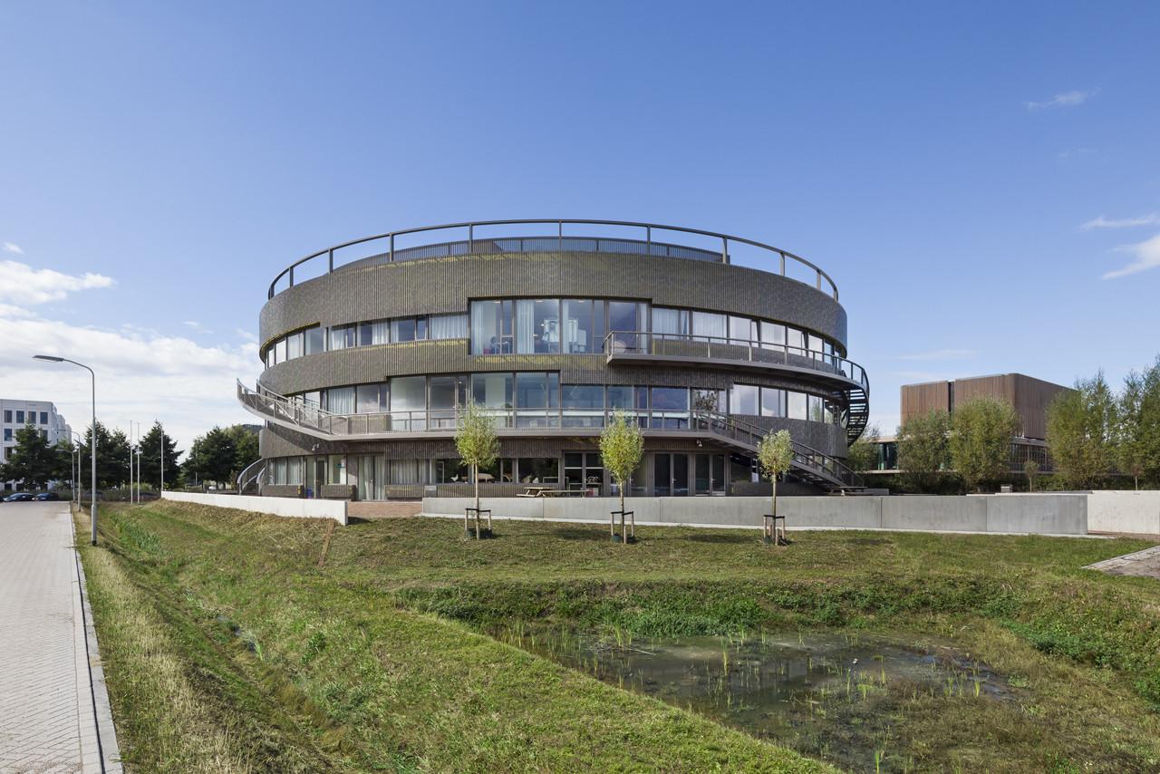Stoas Vilentum Hogeschool / BDG Architects Zwolle, © ScagliolaBrakkee