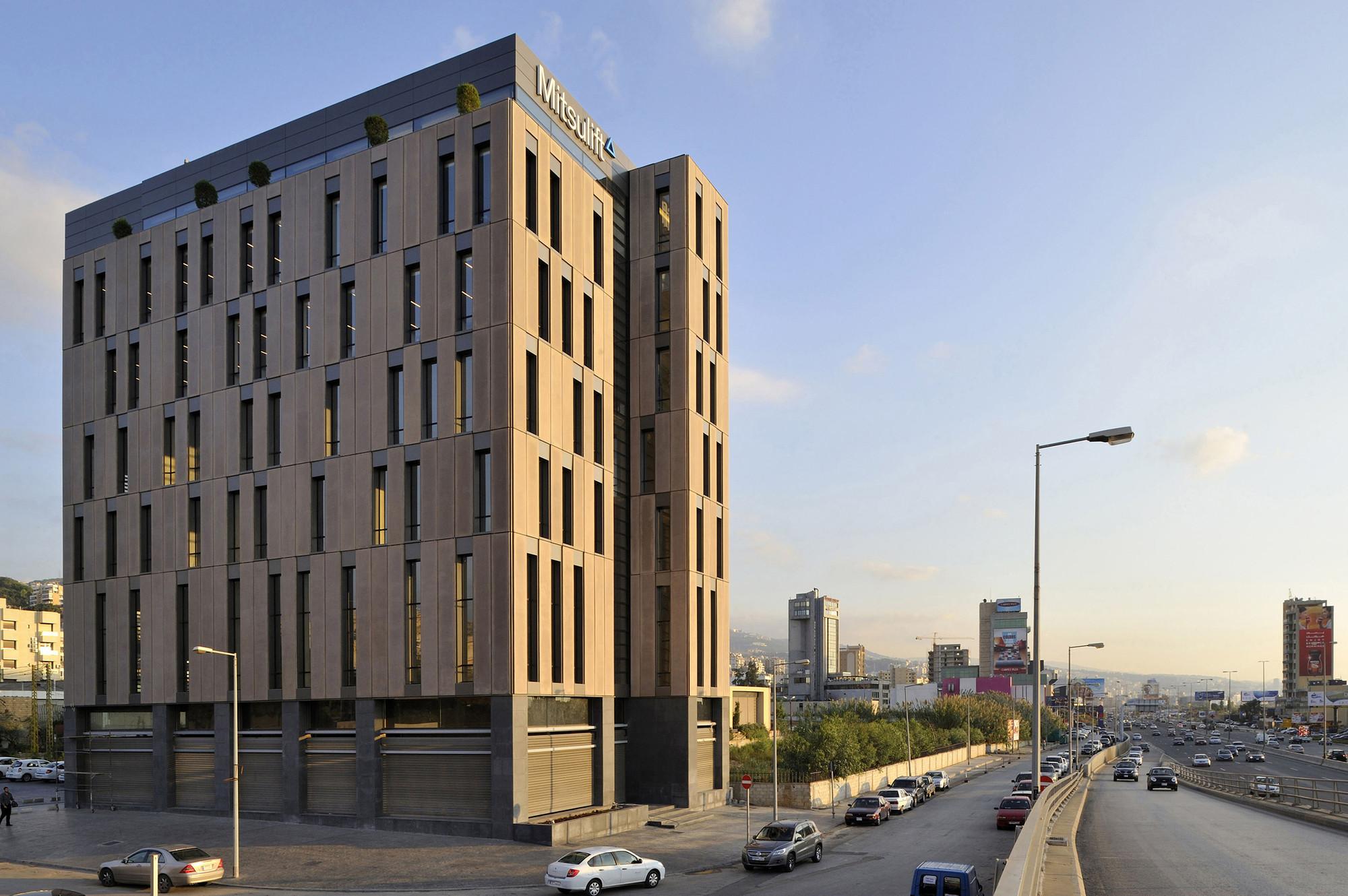Mitsulift HQ / Raed Abillama Architects, © Géraldine Bruneel