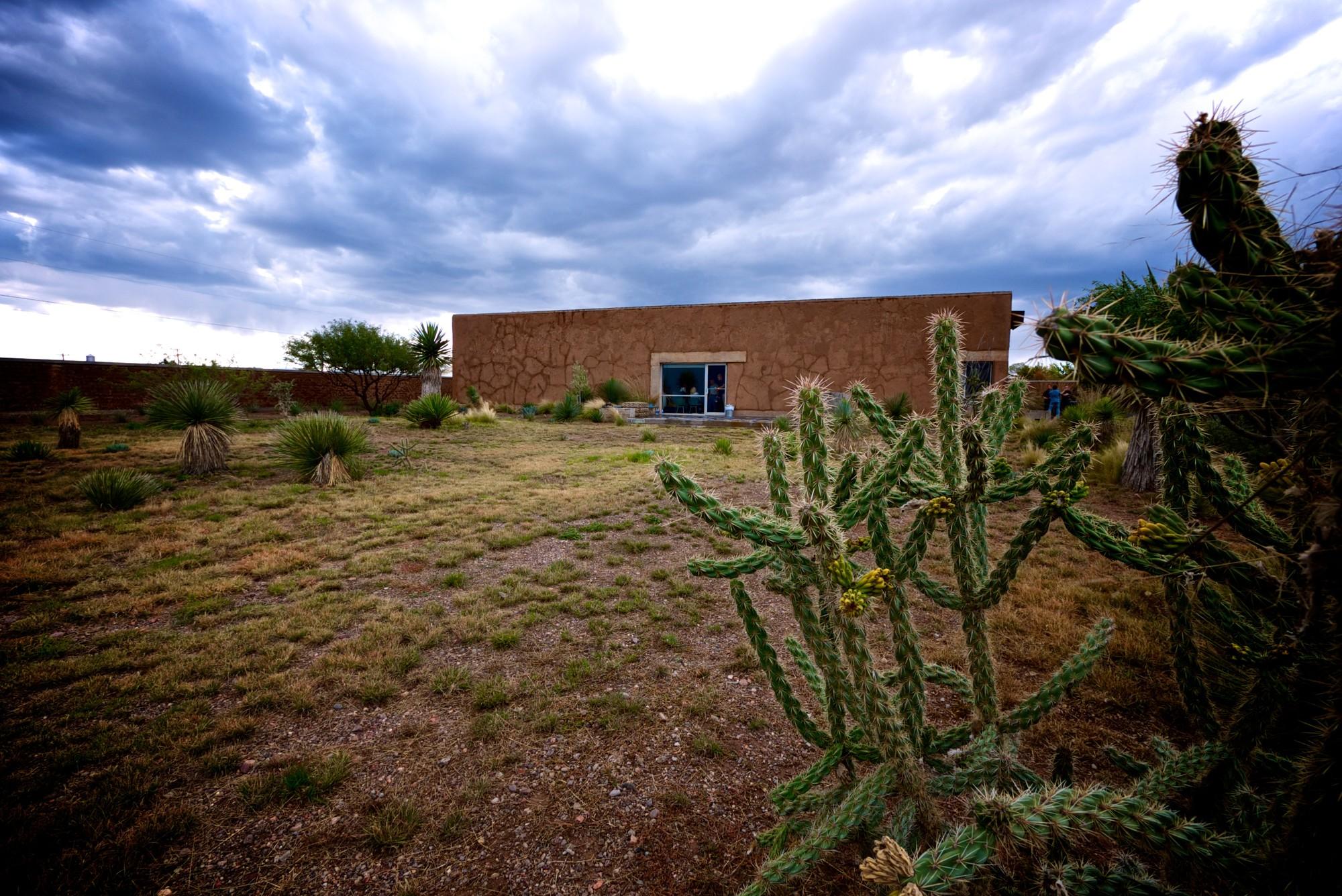 Mud Box (Terry Mowers Residence) / Rael San Fratello | Photo: Rael San Fratello