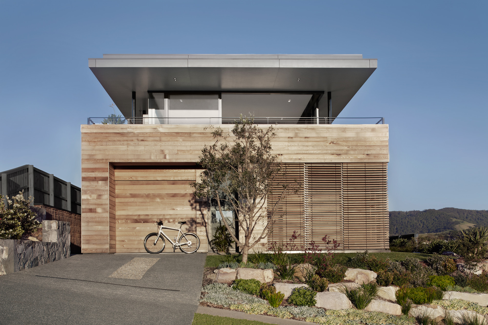 Lamble Residence / Smart Design Studio, © Sharrin Rees