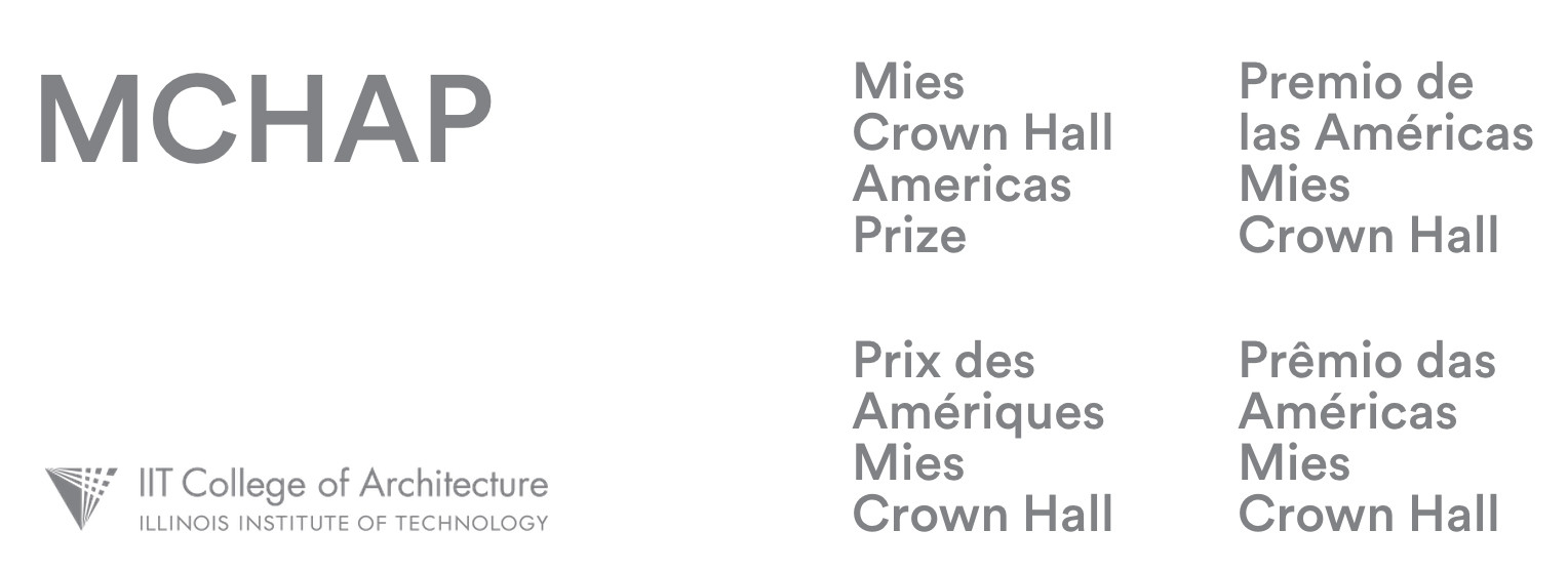 IIT's College of Architecture Launches the Mies Crown Hall Americas Prize, Courtesy of IIT