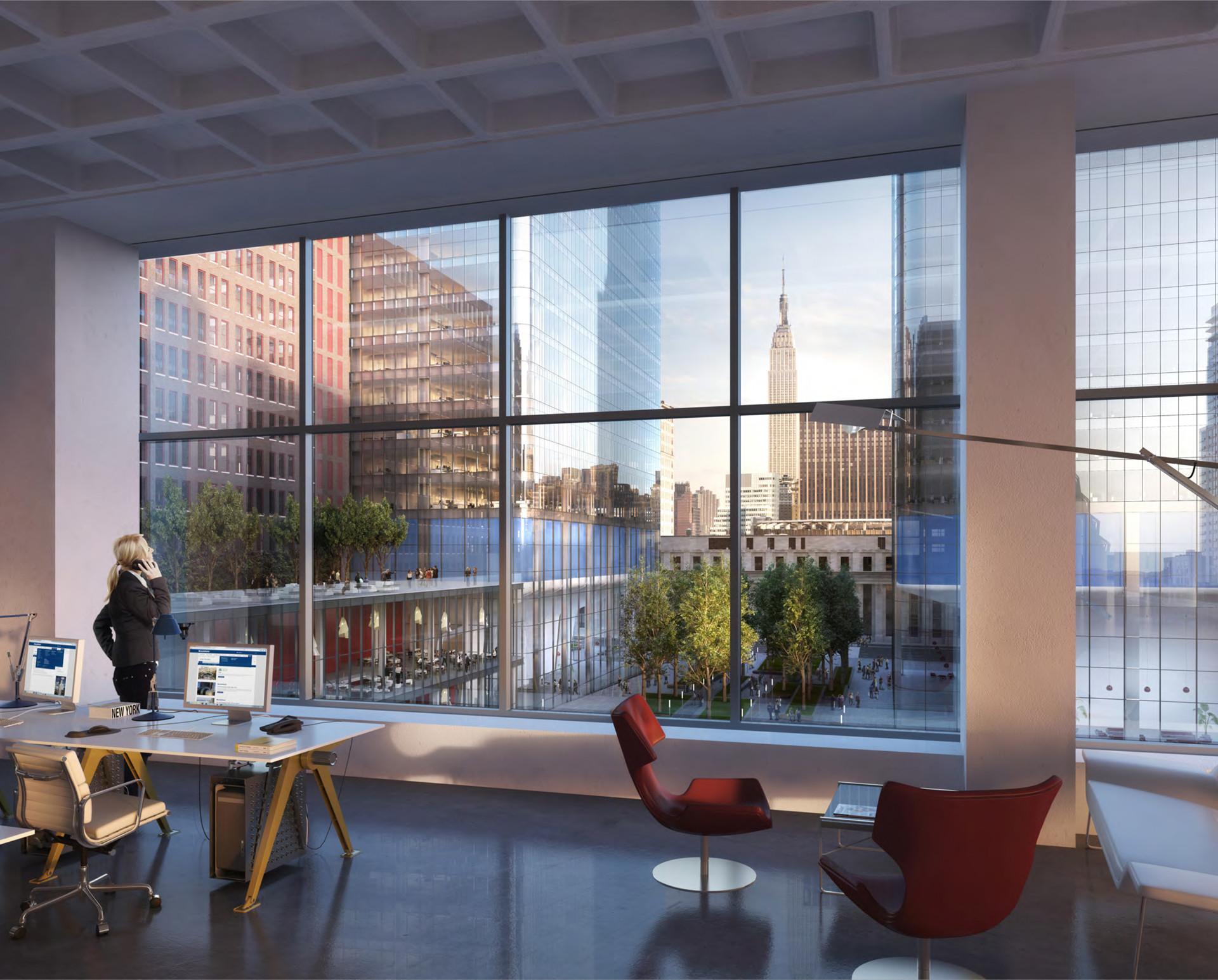 Gallery Of Rex Unveils Details Of Five Manhattan West