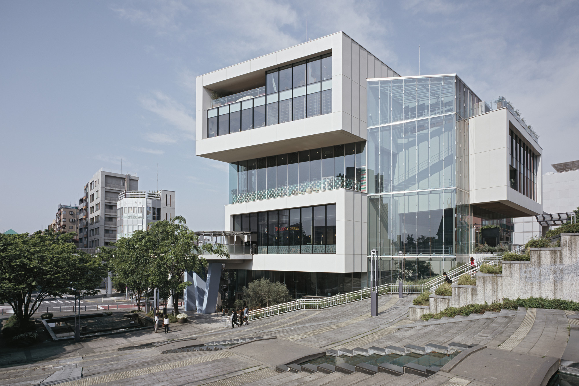 Yotsubako / Mount Fuji Architects Studio + Taisei Design Planners Architects, © Ken'ichi Suzuki