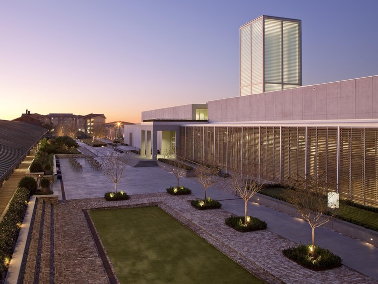 Museo de Arte SCAD / Sottile & Sottile and Lord Aeck Sargent, in association with Dawson Architects, © Savannah College of Art and Design