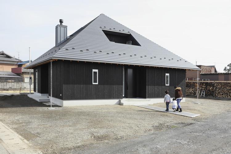 Suehiro Hous / ALTS Design Office, Cortesía de ALTS Design Office
