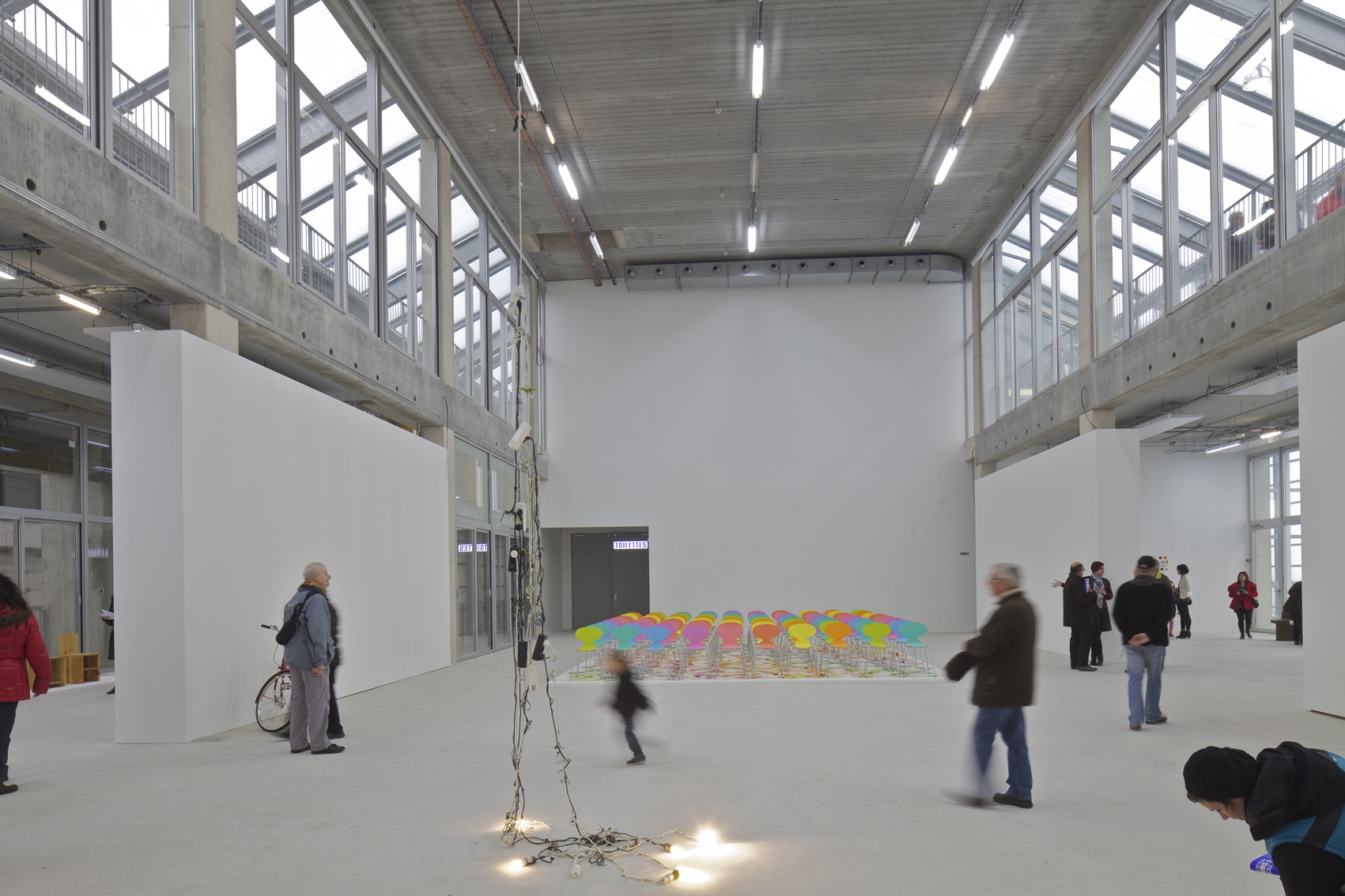 Gallery Of Frac Dunkerque Lacaton Vassal 30