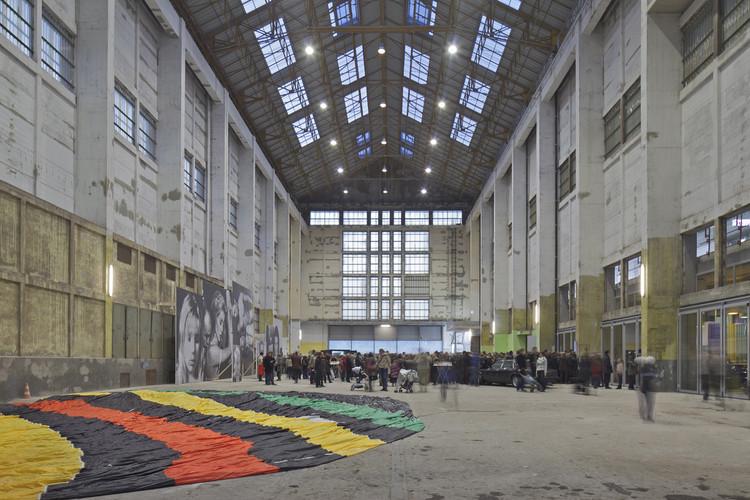 Hall. Image © Philippe Ruault