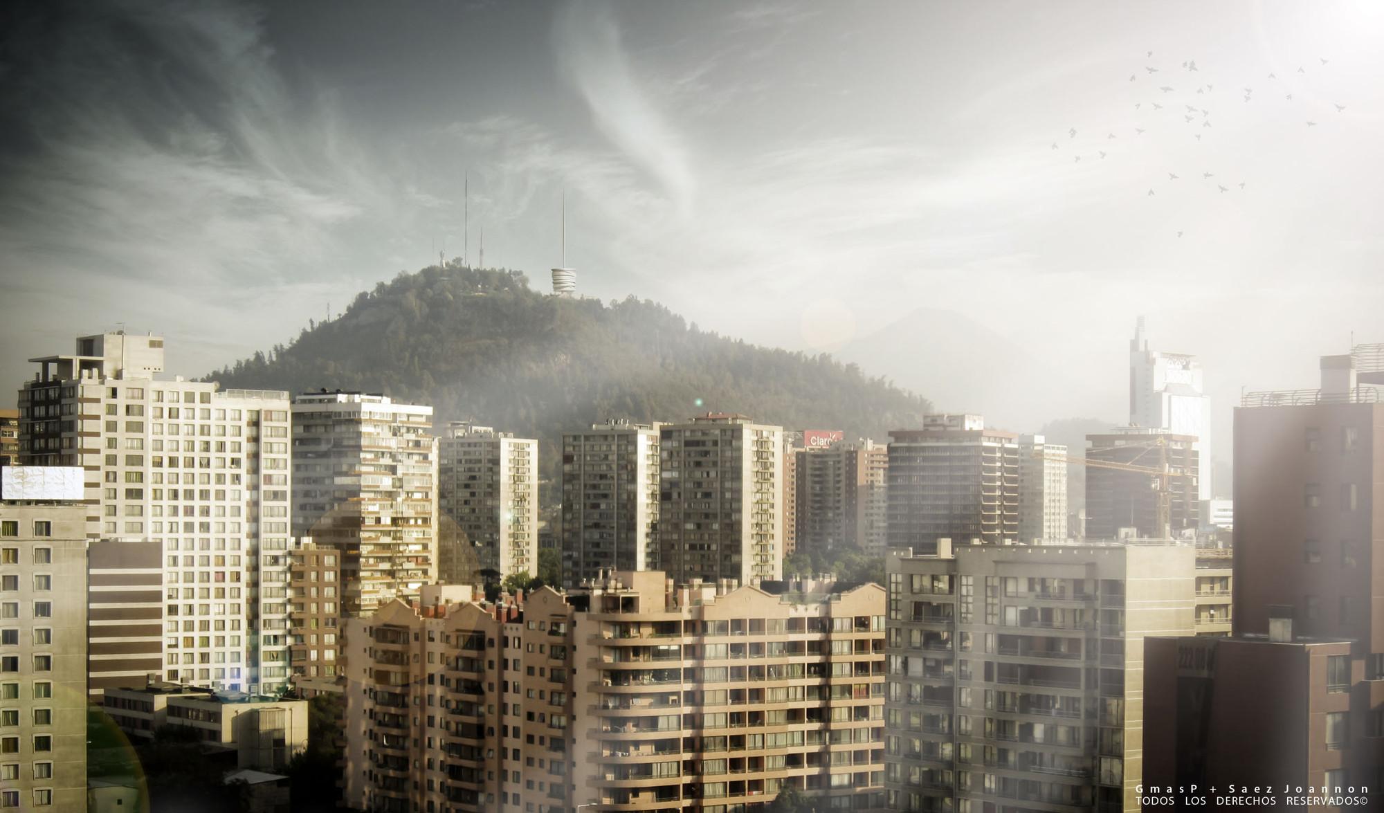 Courtesy of GmasP® Ingeniería y arquitectura+ Sáez Joannon