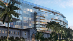 Richard Meier Unveils First Florida Beach Project, Now Underway