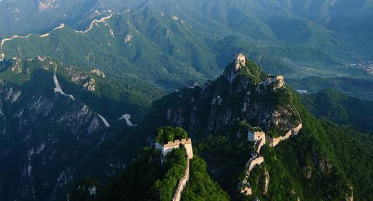 Gran Muralla Badaling. Image