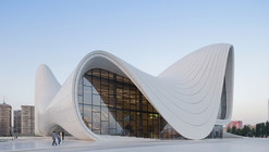 "Wang Shu and Zaha Hadid Among 14 Nominated for ""Design of the Year"" Award"