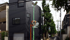 House at Matsubara / Atelier HAKO Architects