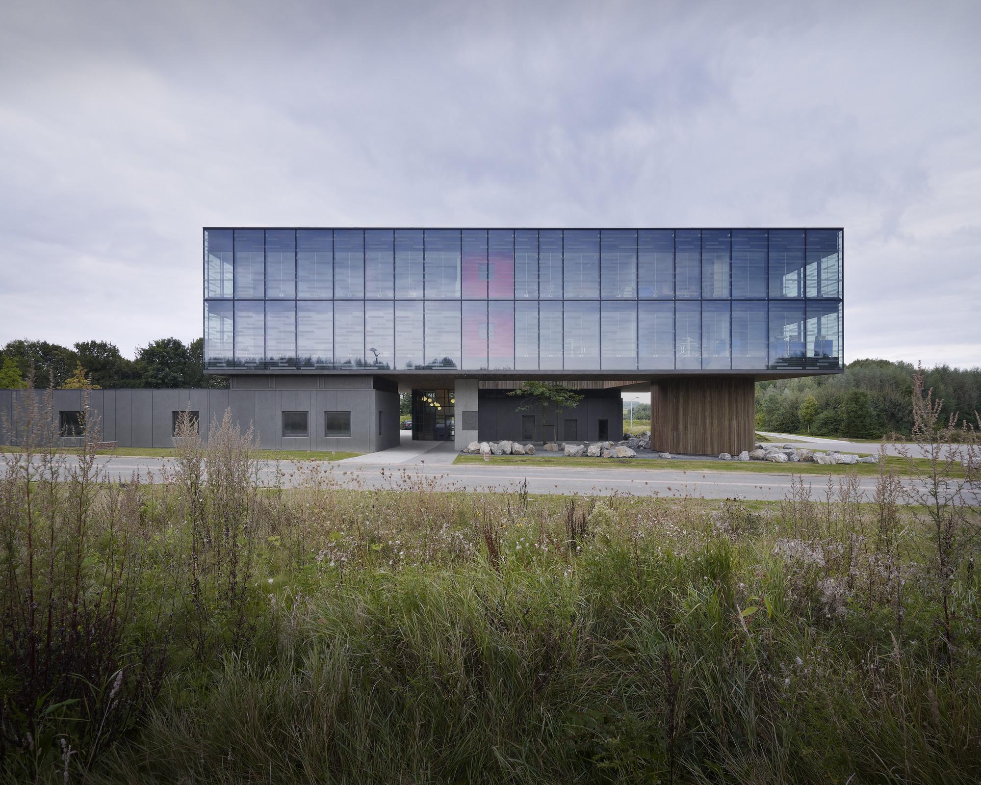 La Linterna / zigzag architecture, © Julien Lanoo