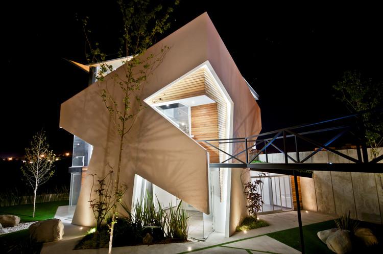 Residencia 2QBO / lineaarquitectura.mx, © Julio Amoros