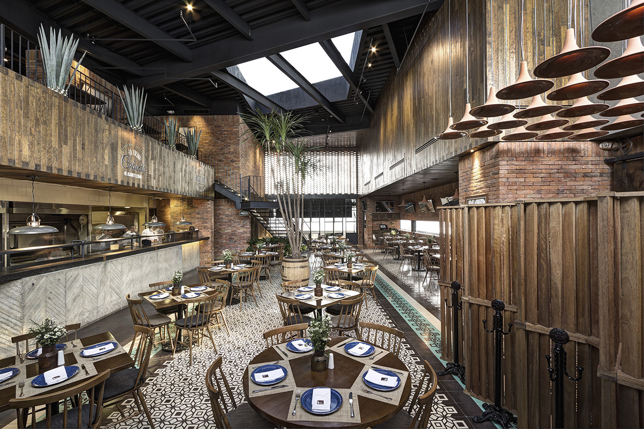 La tequila south restaurant loa archdaily