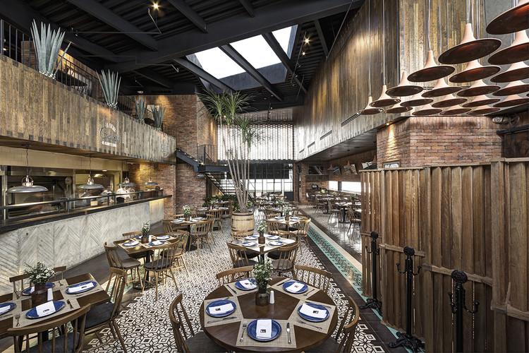 Restaurante La Tequila Sur / LOA , © Marcos Gracia