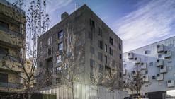 C-32 Social dwelling / Santiago de Molina + Hayden Salter + Agatángelo Soler + Edgar Sarli
