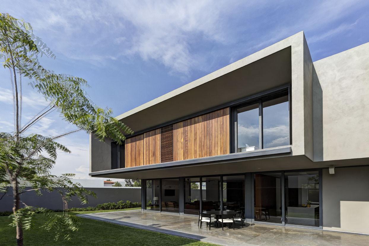 Galer a de casa dtf el as rizo arquitectos 11 for Arquitectos para casas