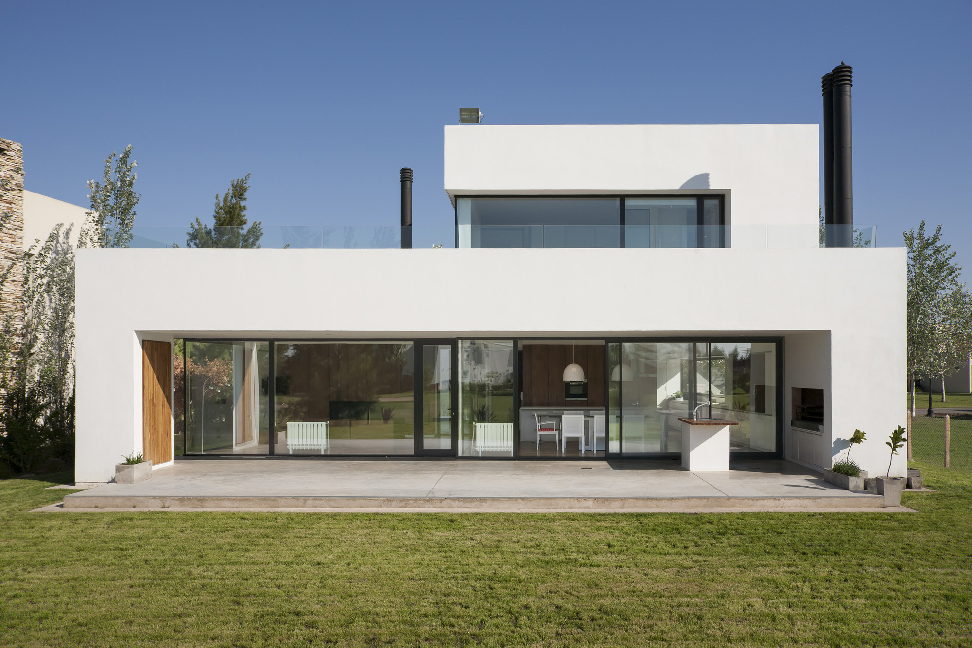 Gallery of mc house vismaracorsi arquitectos 15 for Modern house mc