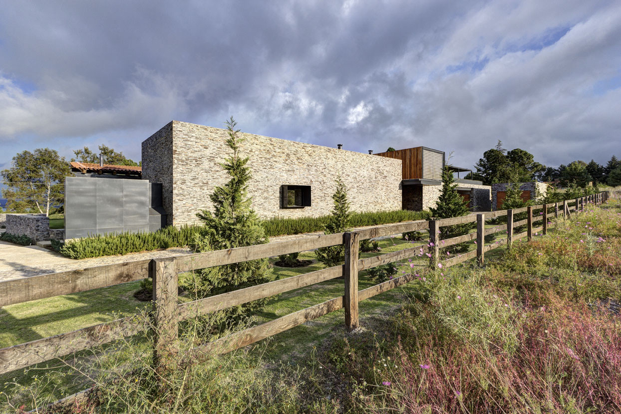 Gallery of vr tapalpa house el as rizo arquitectos 11 for Vr house