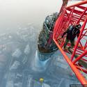 View from the Shanghai Tower. Image © Vitaliy Raskalov, ontheroofscom@gmail.com