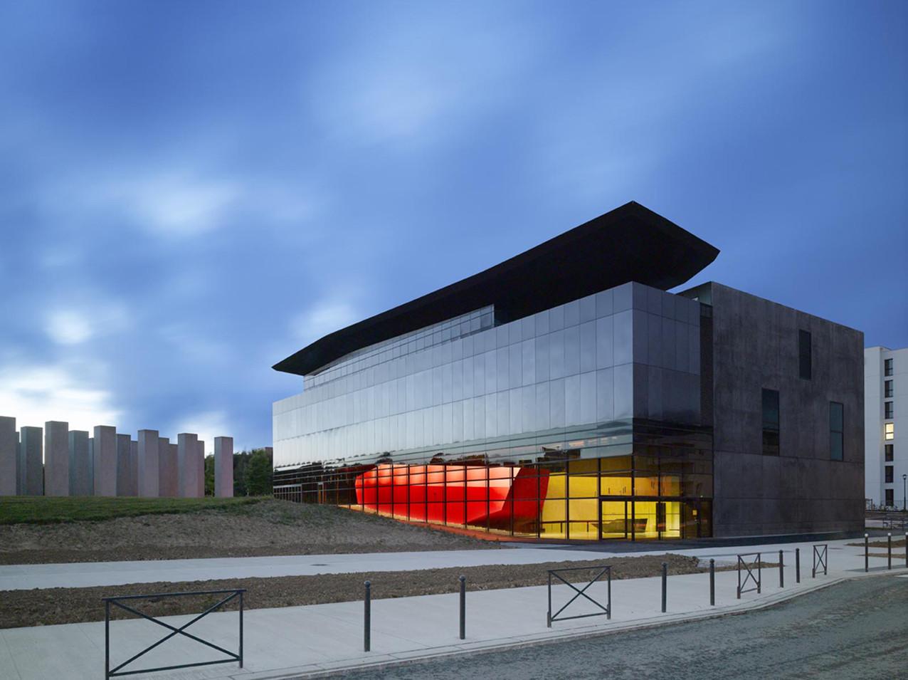 FRAC Bretagne Museum / Studio Odile Decq, © Odile Decq - Roland Halbe