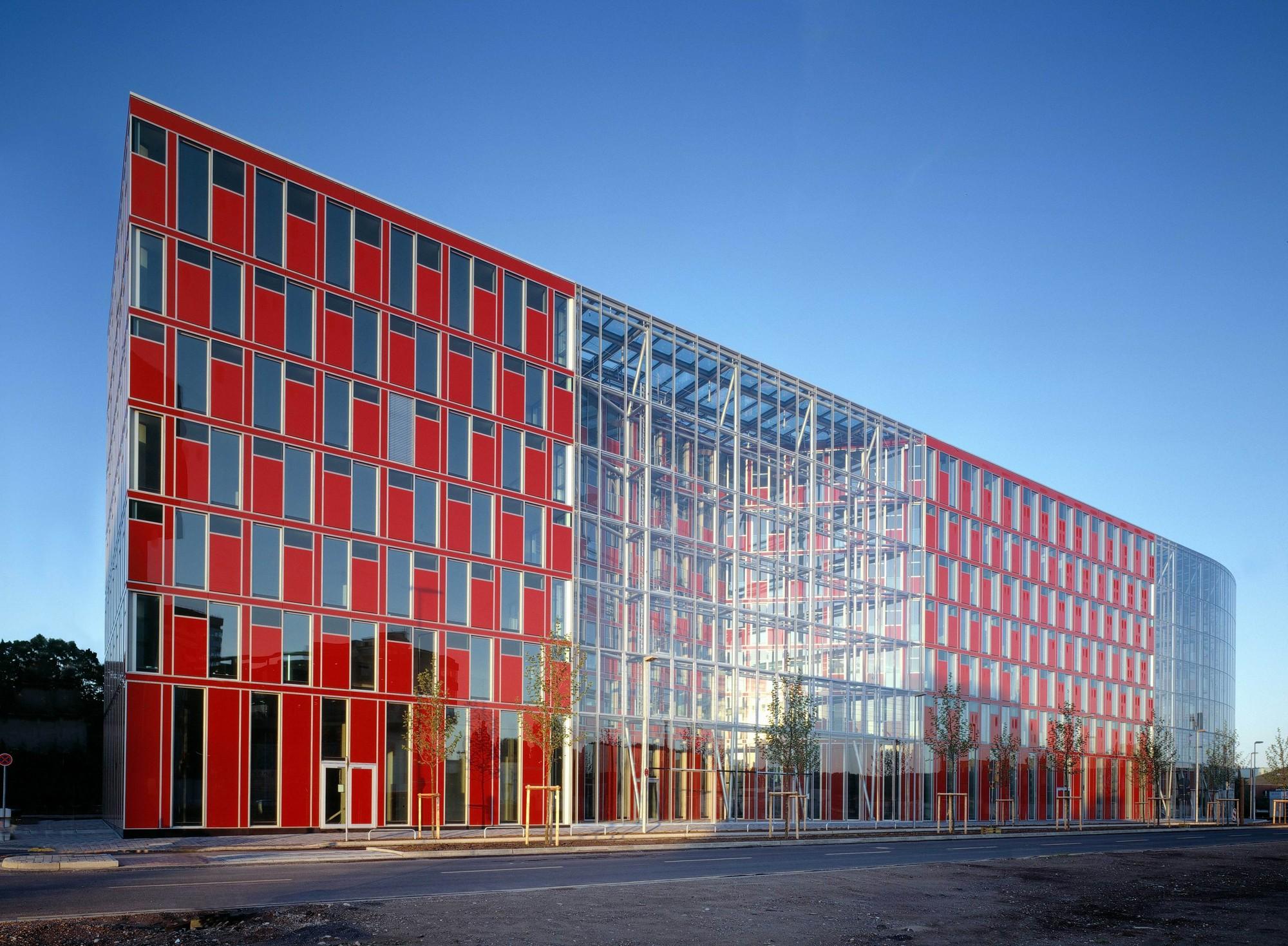 Capricorn House Medienhafen Düsseldorf / Gatermann + Schossig, © Rainer Rehfeld