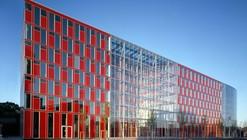 Capricorn House Medienhafen Düsseldorf / Gatermann + Schossig
