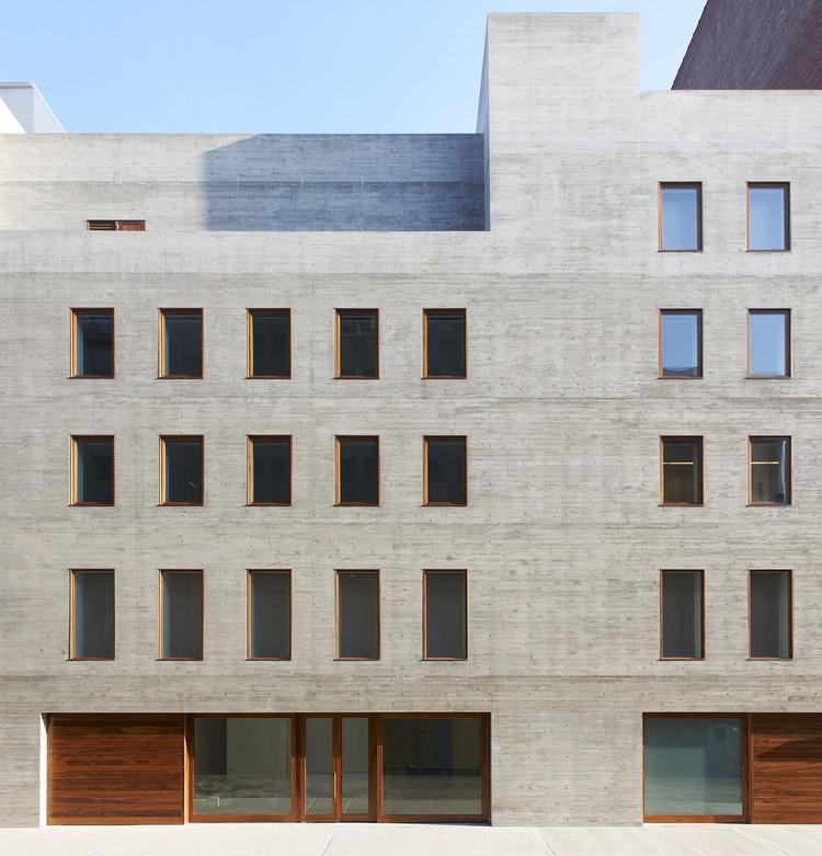 Galería David Zwirner / Selldorf Architects, © Jason Schmidt