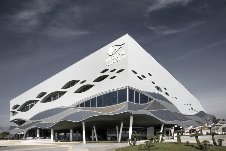 Acuario de Antalya / Bahadir Kul Architects, ©  Ket Kolektif