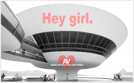 Architect Valentines 2014, Courtesy of Jody Brown, Coffee with an Architect
