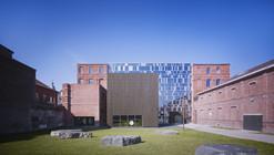 Music Academy Of Roubaix / Zig Zag architecture
