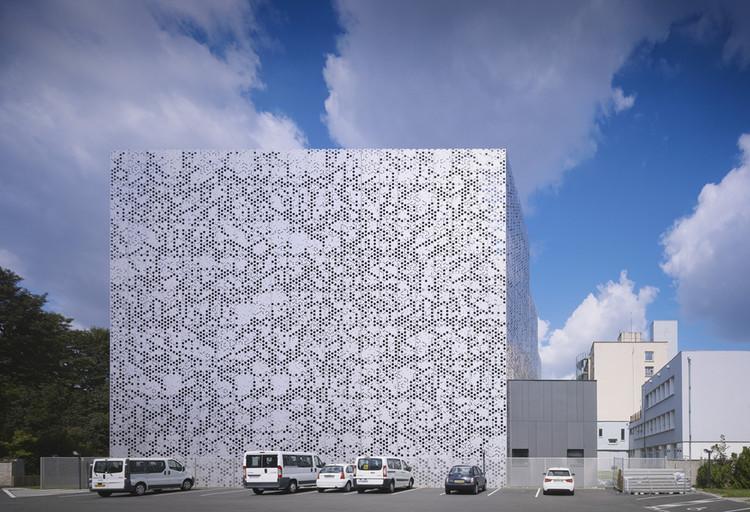 Magasins Des Archives Departamentales Du Nord / zigzag architecture + J de Alzua, © Julien Lanoo