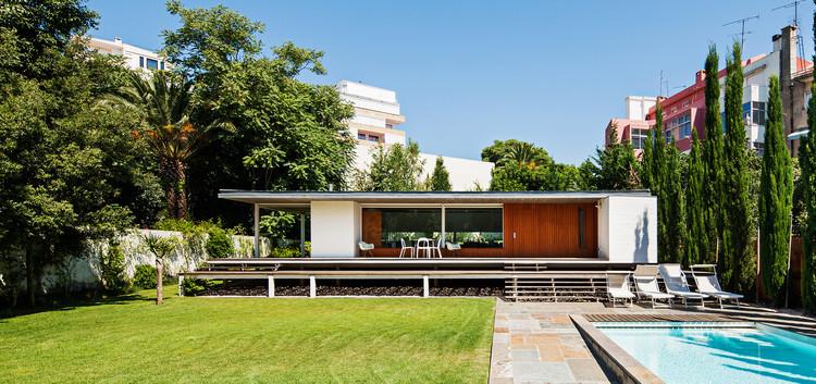 Pabellón de Jardín / Alexandre Marques Pereira Arquitectura, © Pedro Ferreira