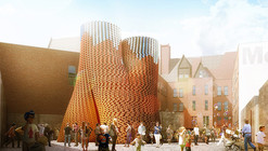 "Behind ""Hy-Fi"": The Organic, Compostable Tower That Won MoMA PS1's Young Architects Program 2014"