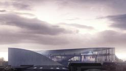 BIG, Kengo Kuma Among Four Visions Unveiled for ARTA Cultural Center in Arnhem