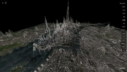 """Invisible Cities"" App Turns the Data of City Life Into an Extraordinary Landscape"