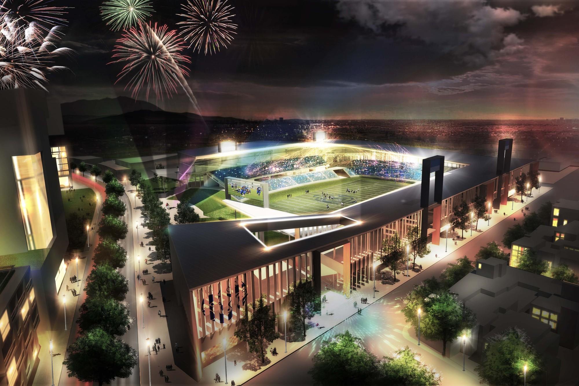 Estadio. Image Courtesy of Centro de Prensa del Tecnológico de Monterrey