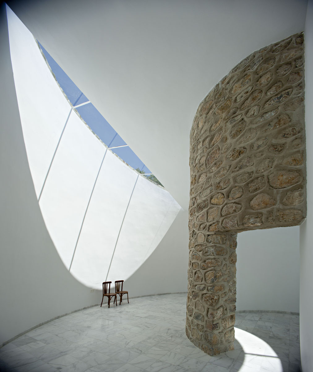 Gallery Of Funeral Parlor / Muñoz Miranda Architects