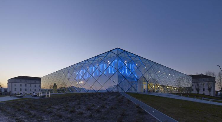 Mediateca Mont de Marsan / archi5, © Didier Boy de la Tour