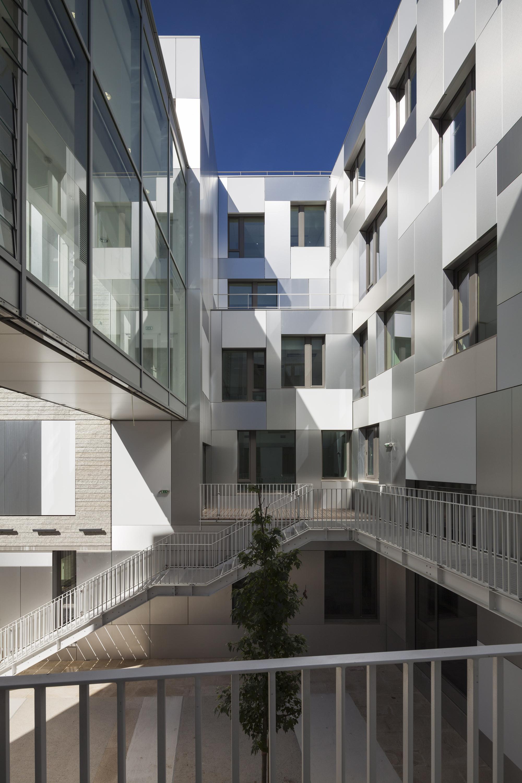 gallery of archipel habitat head office bruno gaudin architectes 10. Black Bedroom Furniture Sets. Home Design Ideas