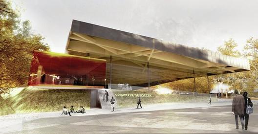 © Saucier + Perrotte Arquitectos y Hughes Condon Marler Arquitectos