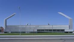 Estadio de Fútbol La Balastera  / Francisco Mangado